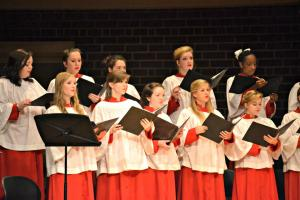 lessons and carols concert
