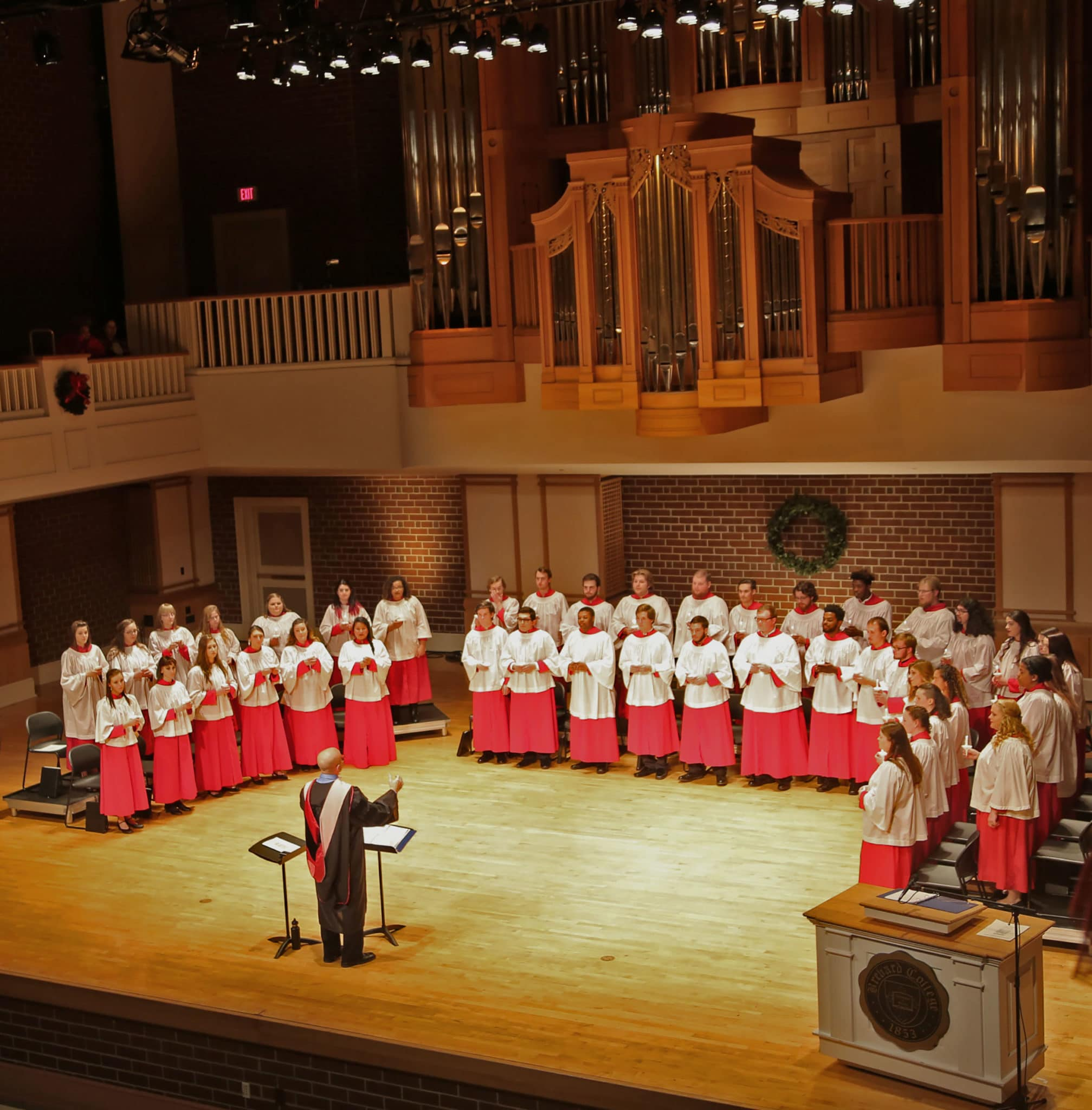Brevard College Lessons and Carols