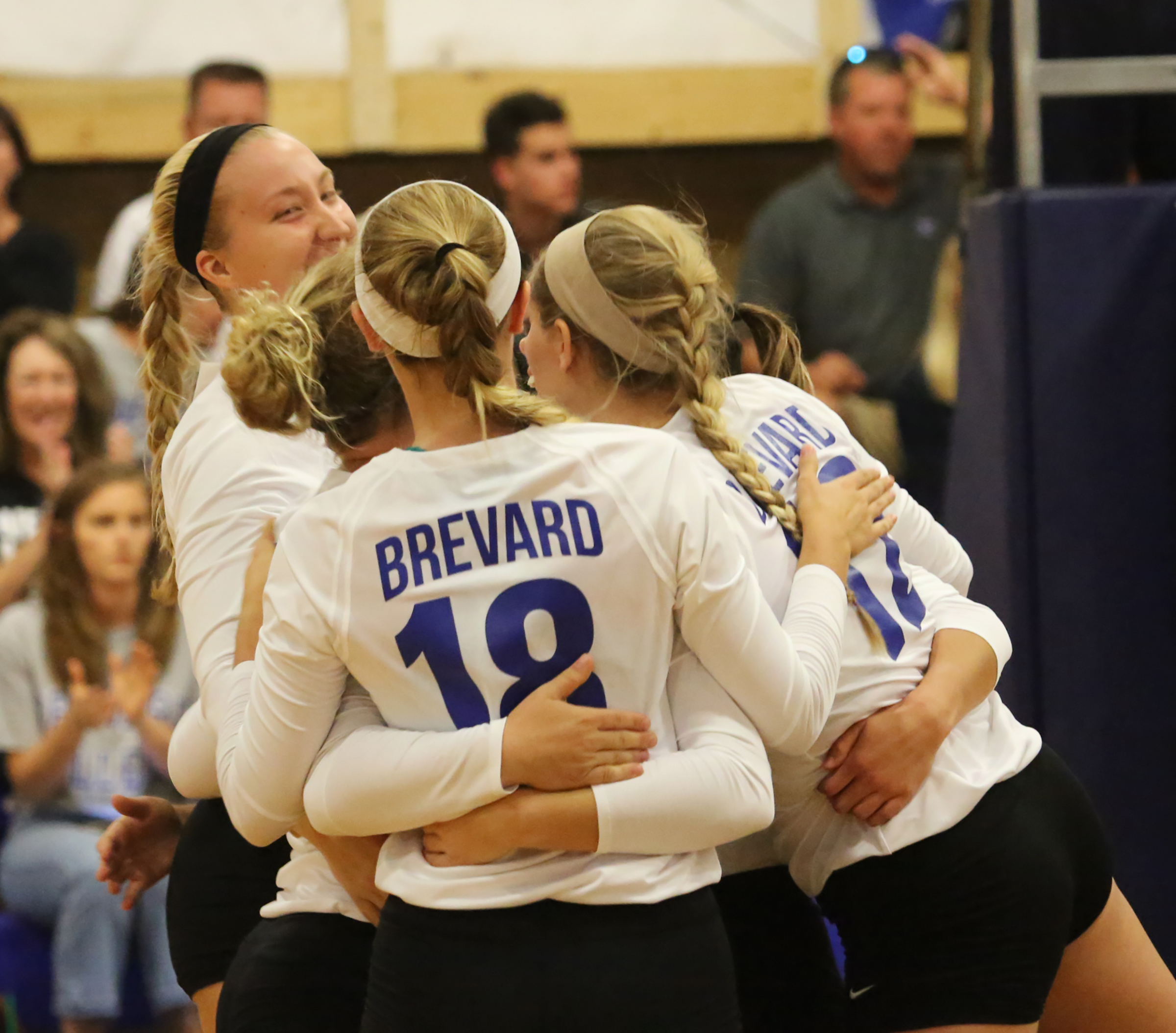 Brevard College Athletics Volleyball Team
