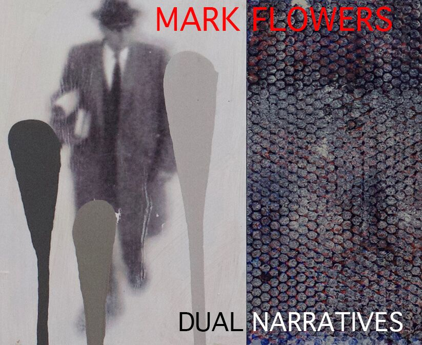 Mark Flowers art exhibit at Spiers Art Gallery