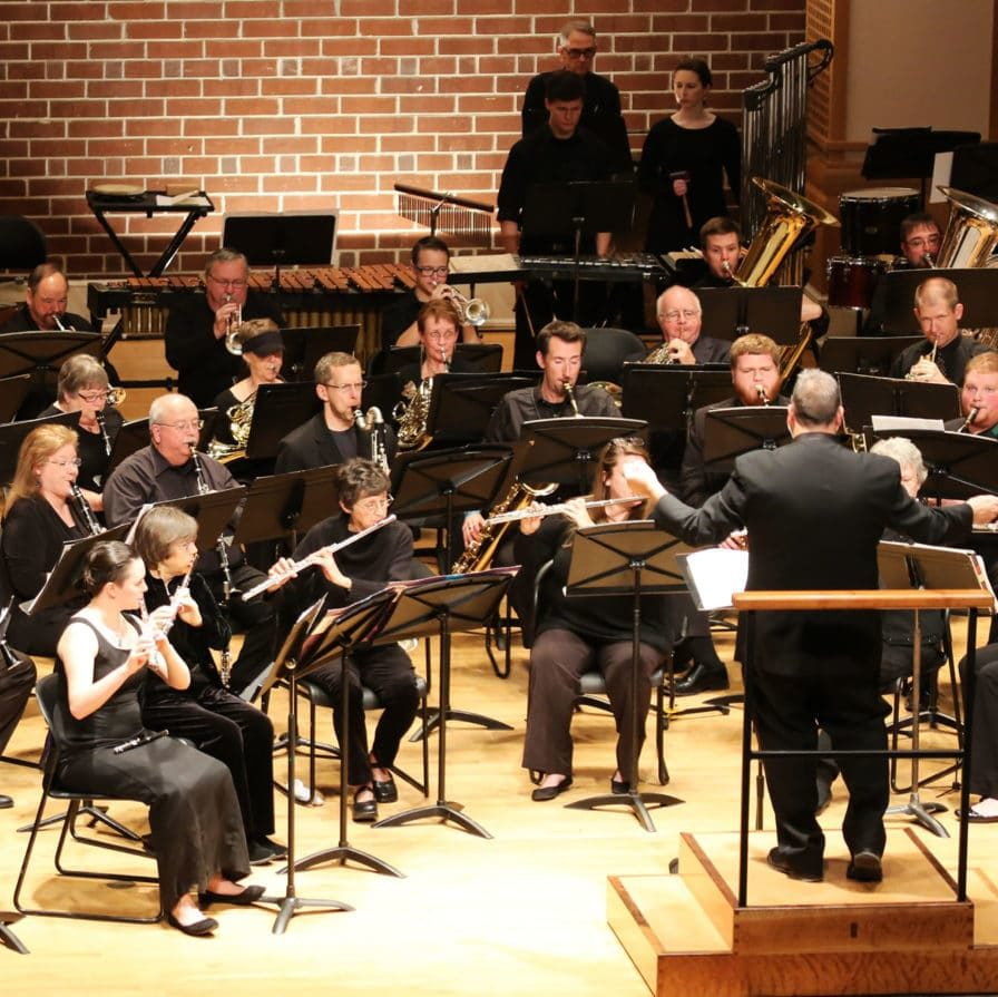 Wind Ensemble Veterns