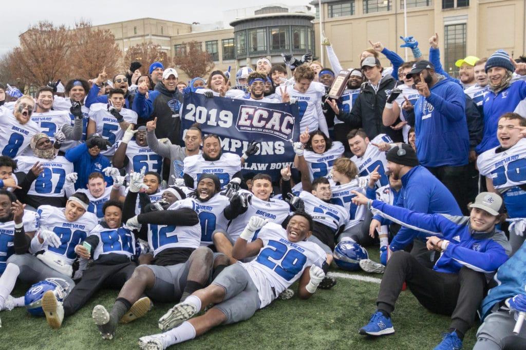 Brevard College Football ECAC Scotty Whitelaw Bowl Champions (1) (1)