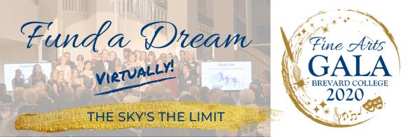 Fund a Dream Header