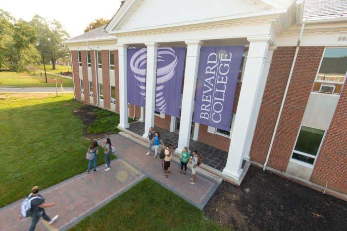 Moore Science Hall Brevard College