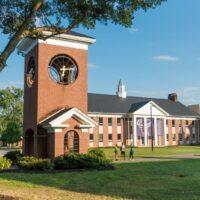 Brevard College Bell Tower